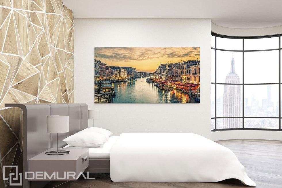 Marzenia Płynącej Wody Obrazy Do Sypialni Obrazy Demural