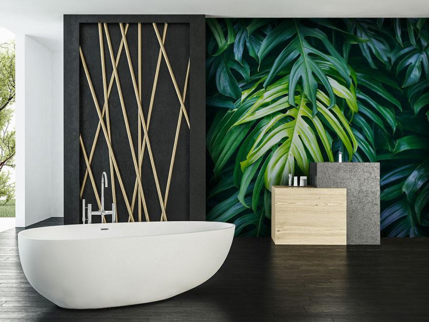 Fototapeta w łazience - Demural