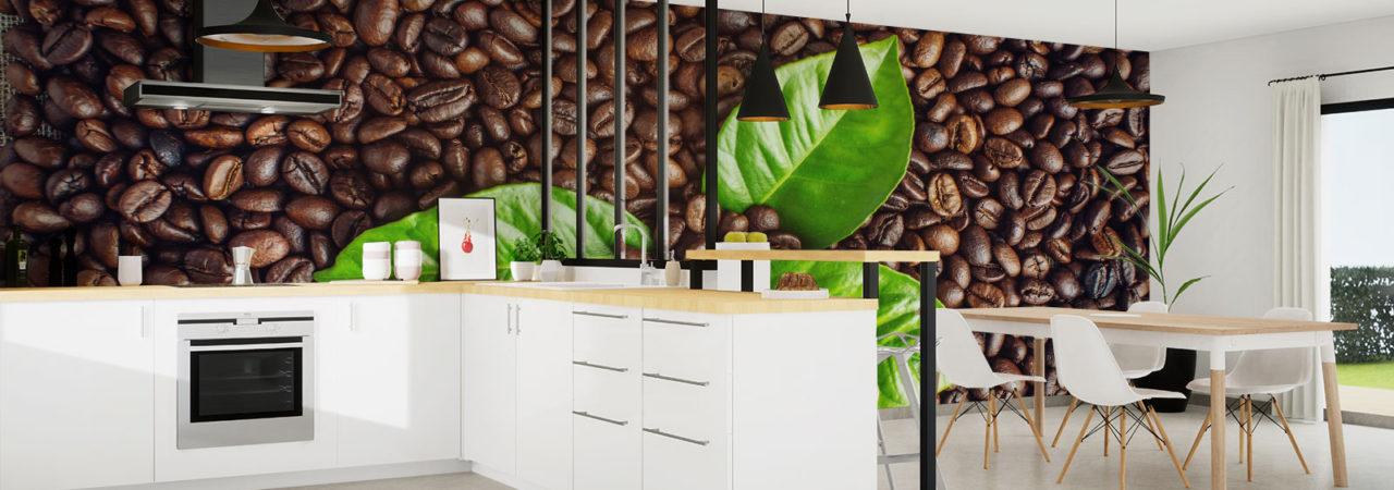 Fototapeta z kawą - Demural