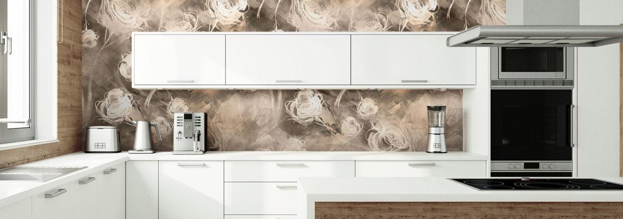 Fototapeta do dużej kuchni - Demural