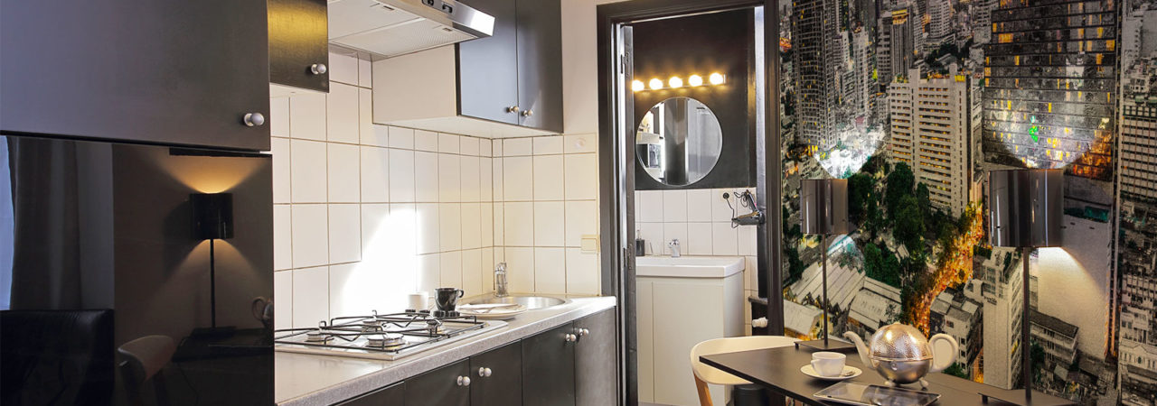 Fototapety do małej kuchni - Demural