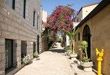 Street in the old town of Jerusalem