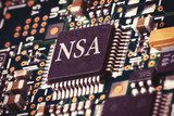 NSA computer chip spying inside a computer