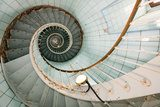 high lighthouse stairs