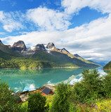 Lake in Norway