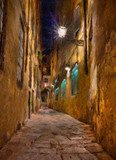 old alley in Florence
