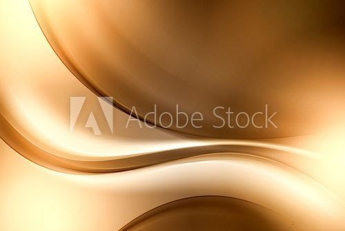 Amazing Gold Abstract Design