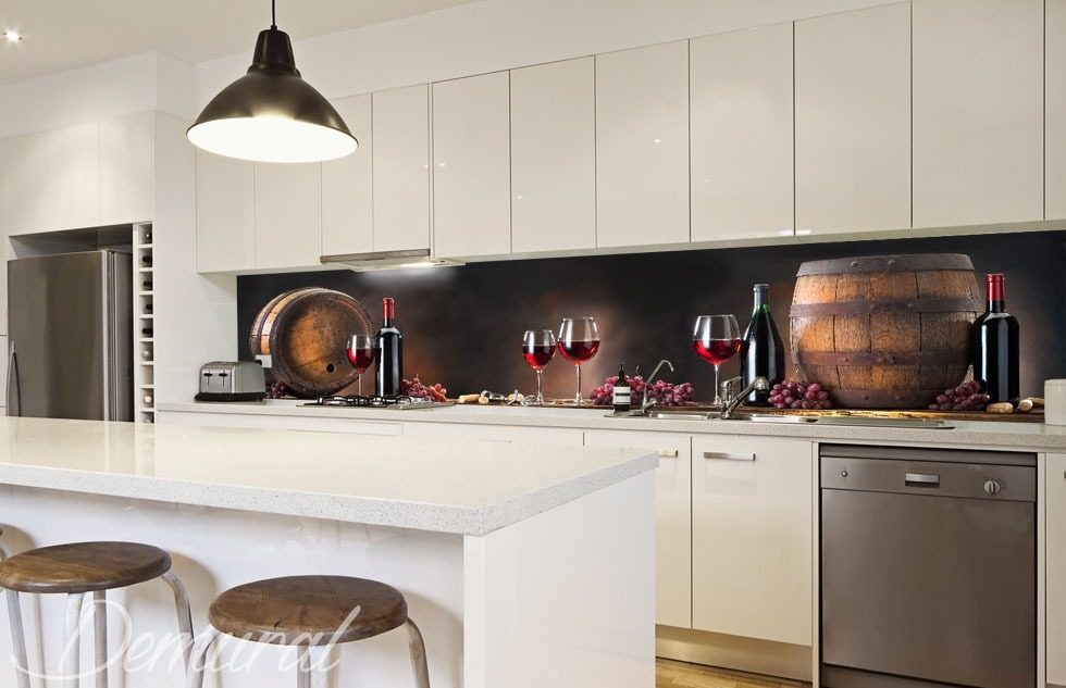 Toast za zgodę  Fototapety do kuchni  Fototapety  Demural -> Fototapeta Do Kuchnia