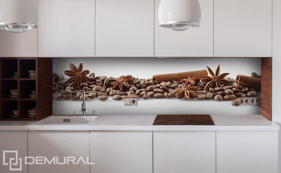 Aromat przypraw korzennych fototapety do kuchni for 3d wallpaper for kitchen